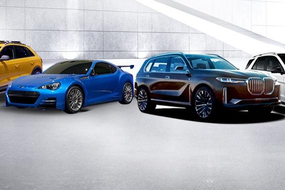 12台刚刚上市的新车,买车、换车不要错过!