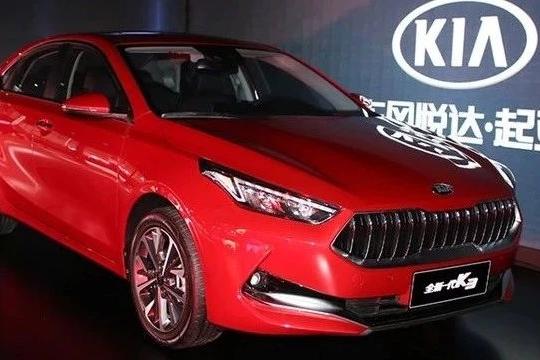 全新起亚K3公布预售价,风靡一时的韩流还能抢回市场吗?