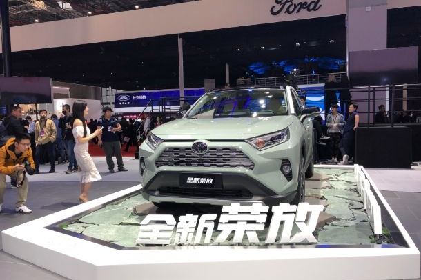 波澜不惊的上海车展