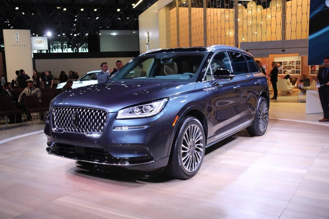 林肯发布全新紧凑型SUV CORSAIR 年底实现国产上市