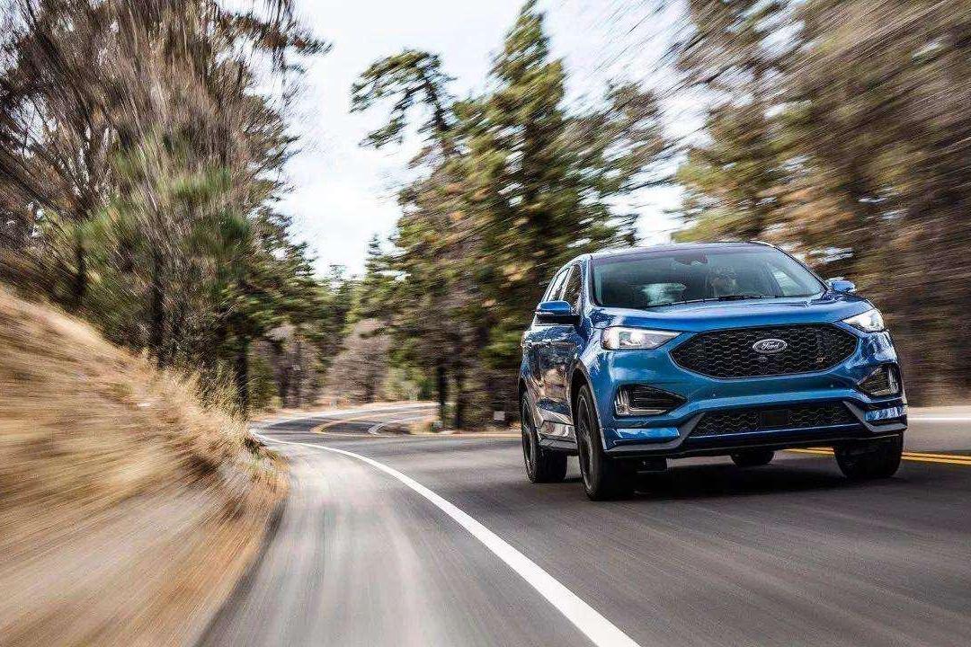 七座SUV也运动  全新福特锐界你怎么看?
