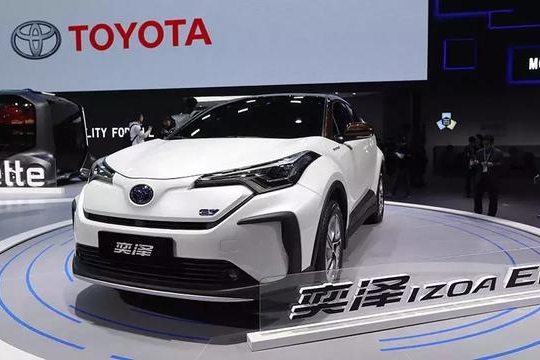 爆款新品加持 一汽丰田稳步落实74.5万台(含 CBU)年目标