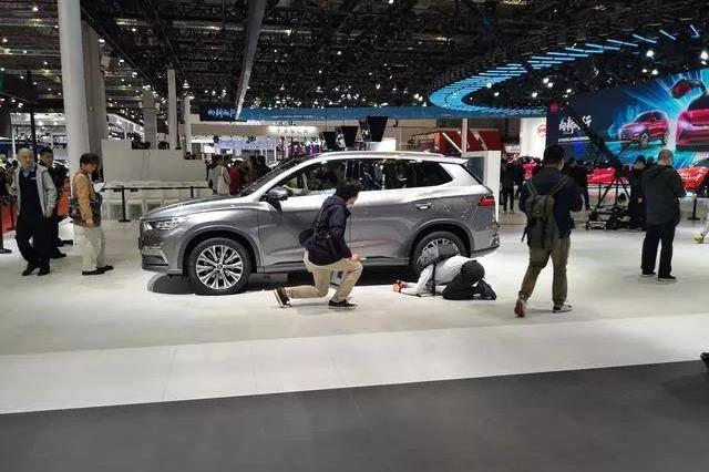 """让日本工程师组队来""""摸底"""" 这款国产SUV都有哪些亮点值得关注?"""