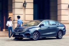 吉利缤瑞新增3款车型 采用全新车标/售7.58万起