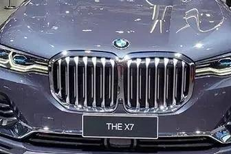 """宝马首款""""大7座""""SUV来了,轴距超3米,配激光大灯,100万起售"""