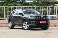 新款Jeep指南者实车到店 引入全新1.3T动力