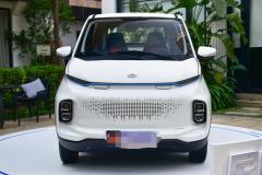 国产微型车真的很美,售价补贴后更亲民,时速100km续航205公里