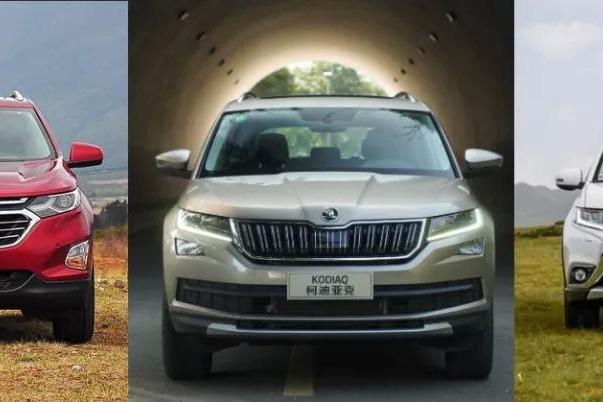 20万元的SUV,哪款才是性价比之王?