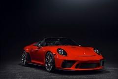 2020款保时捷911敞篷版官图发布 起售价合186万元