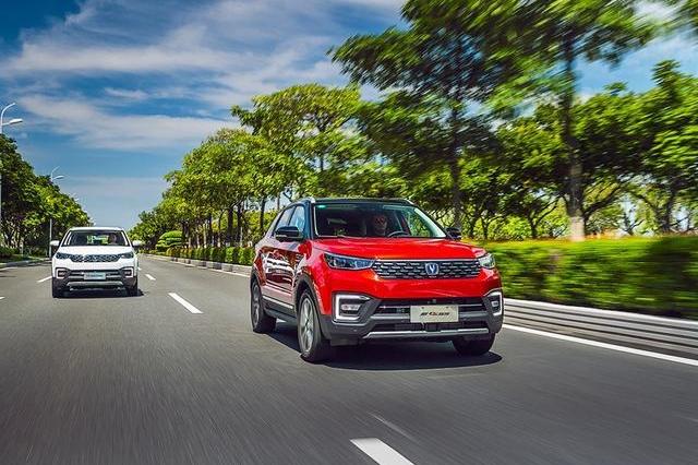 优惠还是国产亲:长安汽车大优惠,13万就能买到L2自动驾驶的CS55