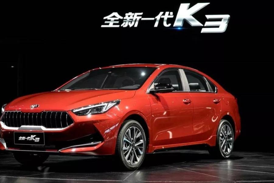 起价9.88万,全新一代起亚K3能拯救销售疲软的韩系车吗?