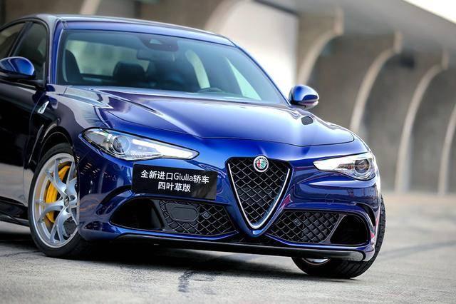30多万就能买台性能车!阿尔法·罗密欧Giulia真的值吗?