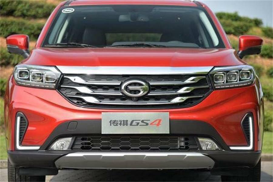 4月SUV销量排行榜出炉 千年老二传祺GS4为何被拉下马?