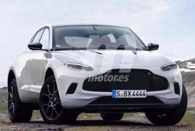 【e汽车】阿斯顿·马丁首款SUV 搭5.2T引擎/竞争保时捷卡宴