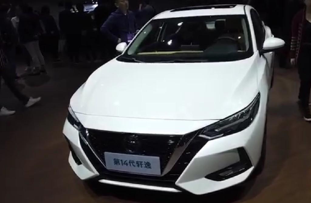 东风日产全新轩逸将在7月正式上市,你选它还是德系车呢?