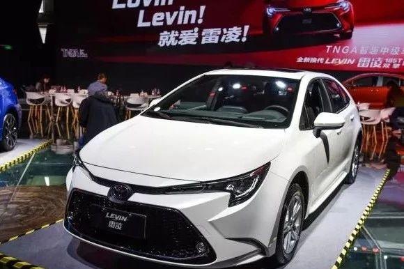 丰田全新雷凌11.58万起,入门级比老款贵8000元,网友说钱花的值