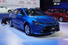 TNGA家族的最新车型,百公里油耗仅5L出头 售价11.58万元起