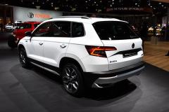 斯柯达眼红了,终于亮相全新SUV对抗途观L,油耗5.8升仅15万