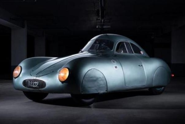 「e汽车」存世仅一台 保时捷Type 64赛车将拍卖