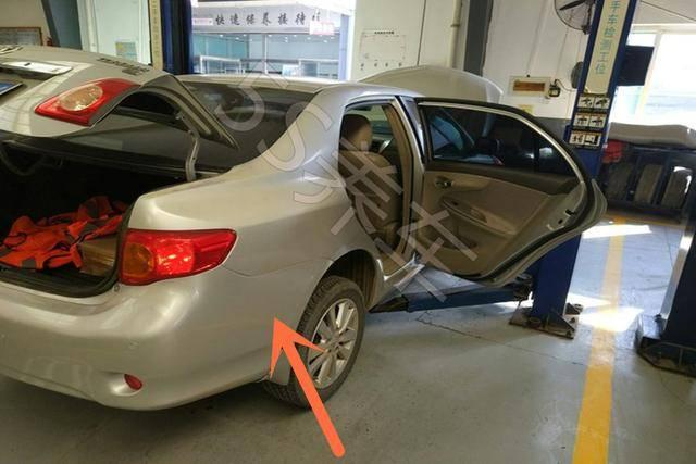 丰田卡罗拉启动困难,查出来的故障原因,修车师傅说是正常现象