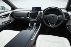 丰田总算想通了,丰田最豪华的车型终于换代,还是TNGA平台产物