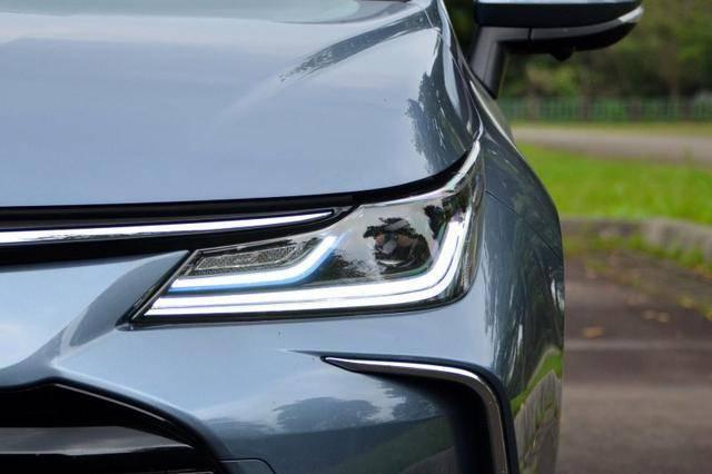 买A级车的朋友别急,国产全新卡罗拉实车曝光,第三季度正式投产