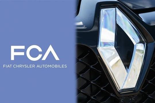 产业竞争加剧倒逼车企求变,FCA与雷诺洽谈欲建立合作!