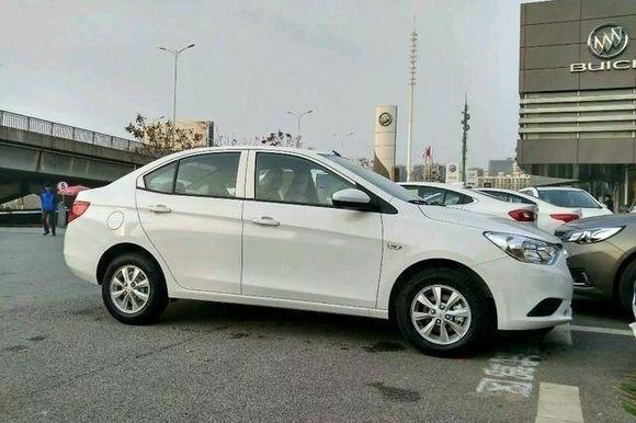 年轻人第一辆车首选,4.61万起,油耗5.3L,经济又实惠!