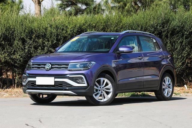 入门级SUV,售价12.79万元起的大众T-Cross值得买吗?