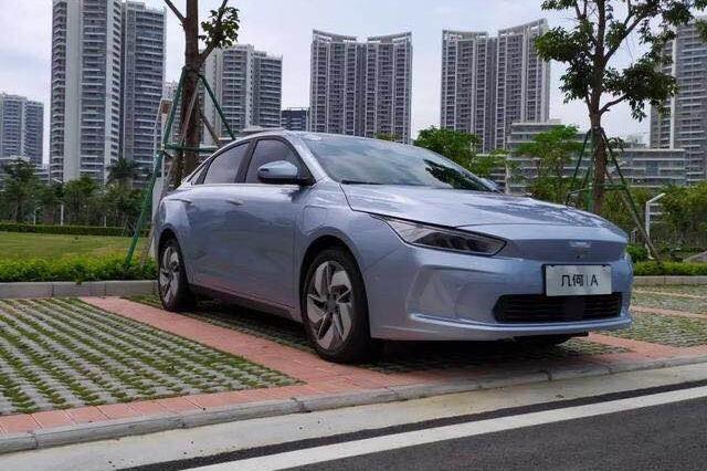 【微评测】吉利几何A 环保理念能否带领新能源汽车逆袭?