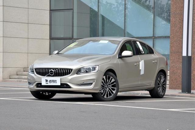 取消T3版本车型 改款沃尔沃S60L售24.98-30.98万元