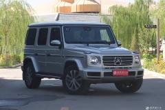 新款奔驰G级上市 明明可以靠实力、偏要靠颜值