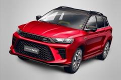 斯威G01多款新车上市 造型新潮配置更诱人