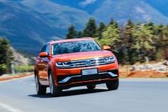 大众这台轿跑SUV,尺寸与途锐、Q7等百万豪车看齐 售价仅31.69万起