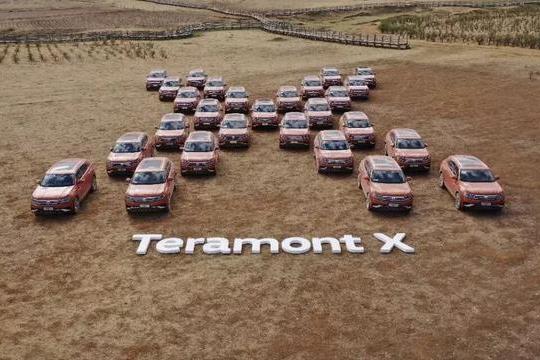 """途昂X再掀""""双子星""""攻略,上汽大众加紧""""蚕食""""中大型SUV市场"""