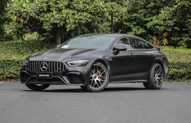 「e汽车」零百加速仅需3秒!AMG GT 73将于2020年上市