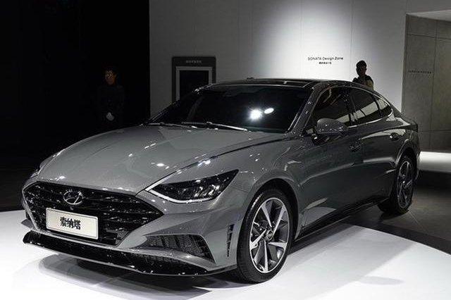 北京现代终于出了一款高颜值的车,可是90万的销量依旧没戏!