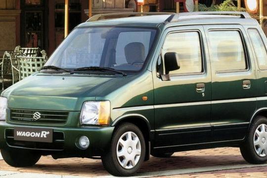 这款经典的日系小车,还有多少人记得?