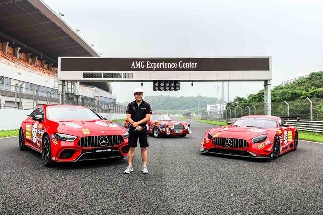 2万块钱一天的AMG驾驶学院,都能学到什么?
