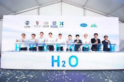 全世界最大加氢站将在上海建成 未来氢能源会逐渐替代纯电动吗?