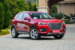 哈弗H4国Ⅵ车型上市 换装电子档把/9.70万元起售