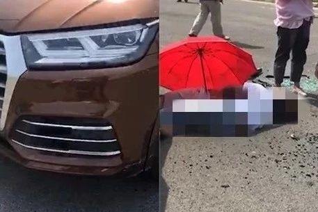 试驾奥迪SUV发生严重伤亡事故 女司机到底忽略了什么?