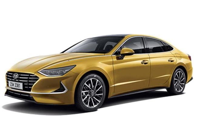 韩国市场最受欢迎中型车,索纳塔第一,迈锐宝第二?