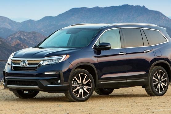 本田7座SUV将入华销售 竞争丰田汉兰达