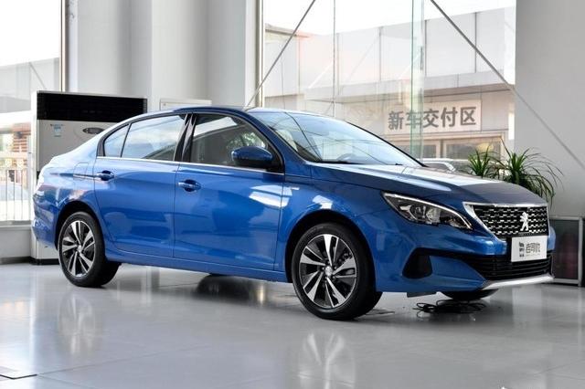 动力小幅度提升 标致408国VI车型售14.97万元起