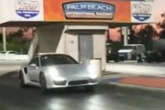 曝新款保时捷911 Turbo谍照 造型微调/年底前亮相