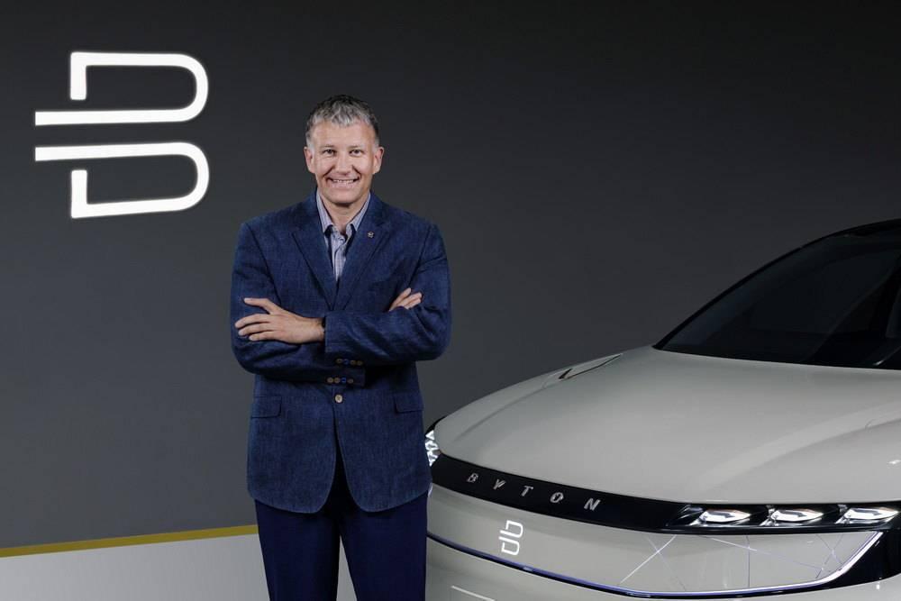 鲍安迪出任项目管理副总裁 拜腾工程样车满足中美欧标准