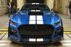 Mustang Shelby GT500动力确认 5.2L V8机增760匹