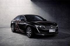 标致508L新推两款特别版车型 售25.07-25.47万元