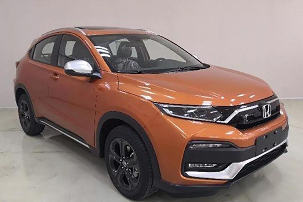 同门兄弟迟到半个月,东风本田新款XR-V将在下个月上市